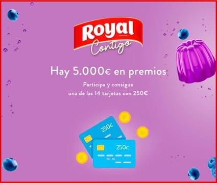 Royal Jelly Sweepstakes Tarjetas de regalo