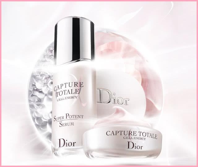 Suero de belleza para muestras gratis Dior