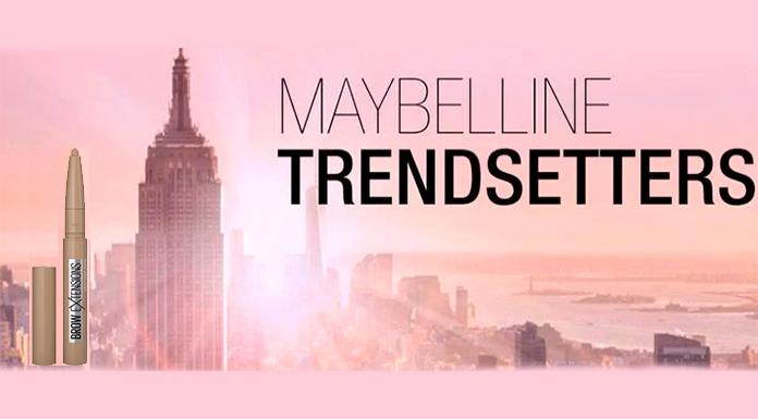 Prueba Brow Xtensions gratis con Maybelline Trendsetters