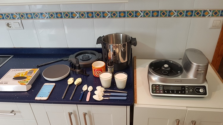kenwood kcook multim receta inteligente