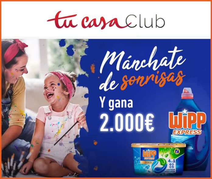 tucasaclub lotería foto spots de 2000 euros
