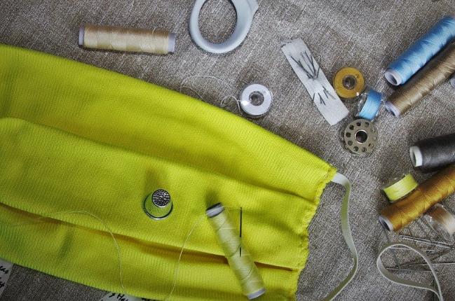 reutilizar tejidos viejos