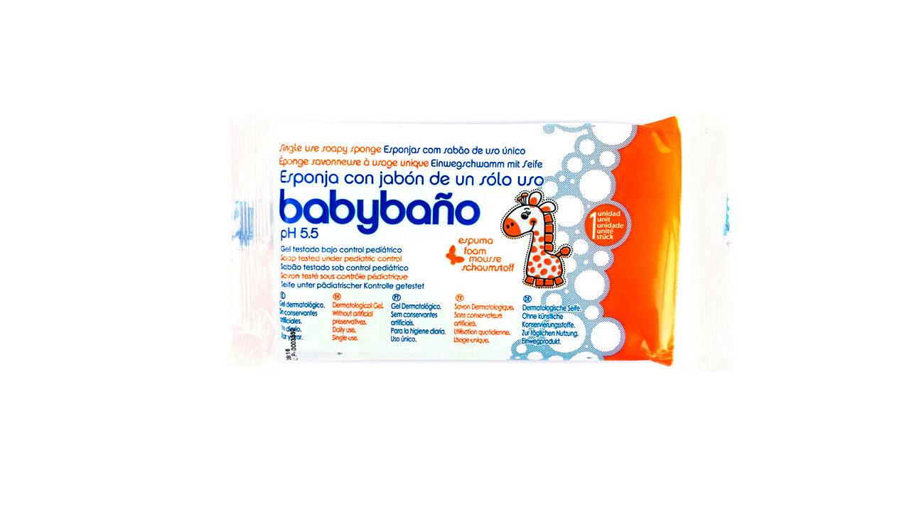 muestras gratuitas de baño para bebés con muestras posteriores