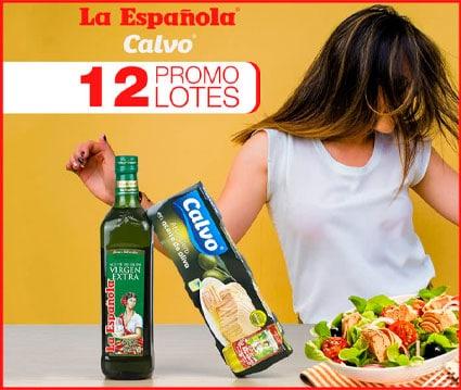 los españoles están regalando 24 paquetes de productos