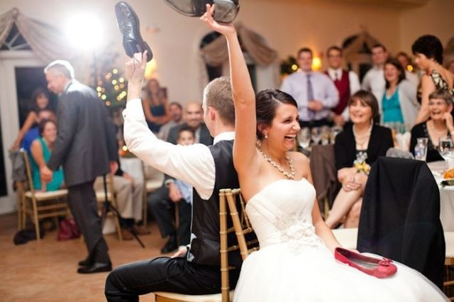 usar vestidos de novia