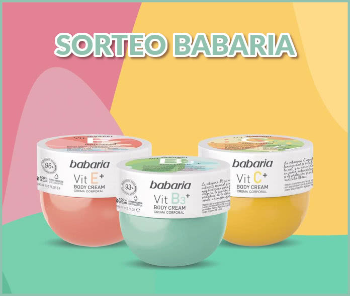 Babaria New Body Cream Draw