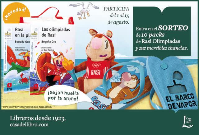 Lotería de los Juegos Olímpicos de Rasi Book 10 paquetes