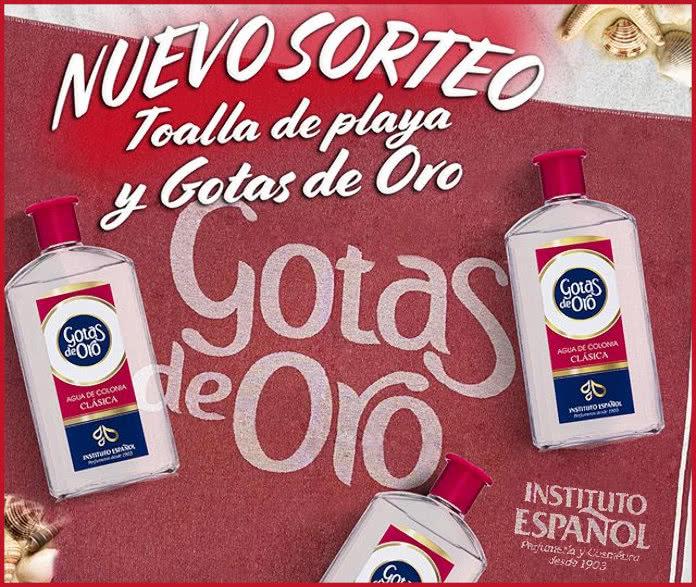 El instituto español dibuja 12 toallas Colonias