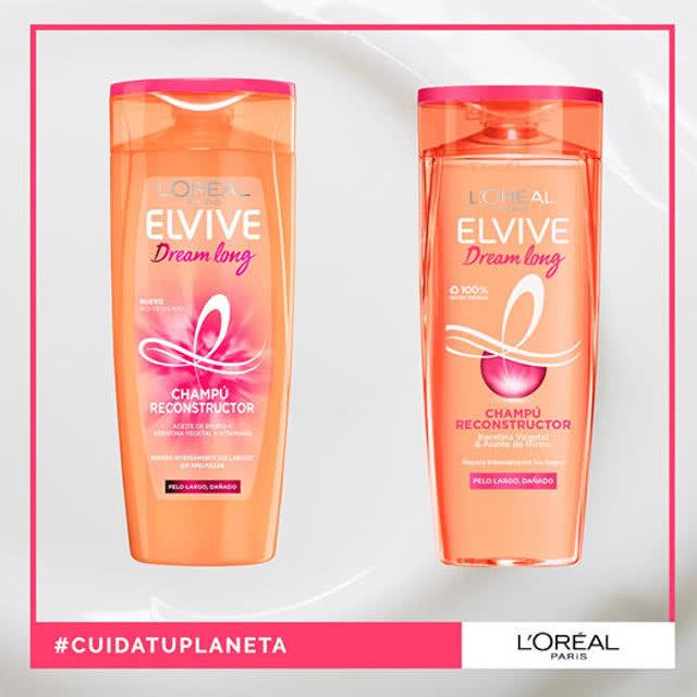 L & # 39; Oréal Elvive Dream Long Giveaway paquete