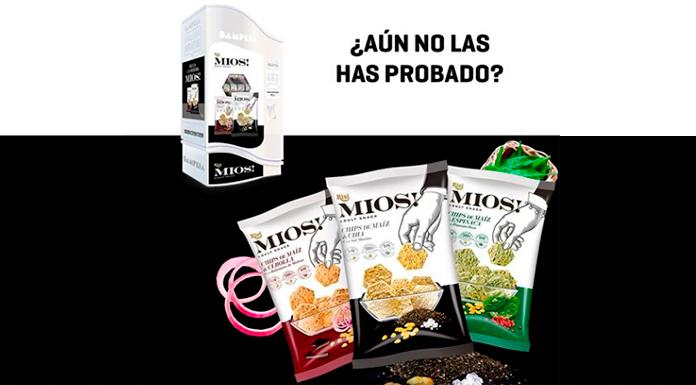 Muestras gratis de Snack Mios con Samplia