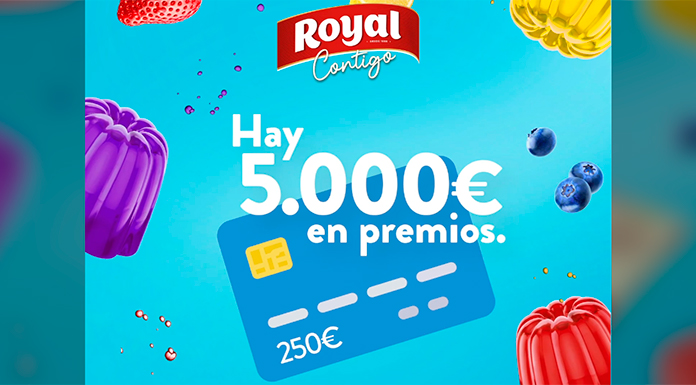 Royal reparte 5.000 € en premios