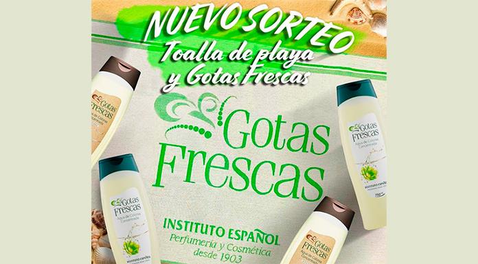 Gana una toalla de playa y una fragancia Gotas Frescas del Instituto Español