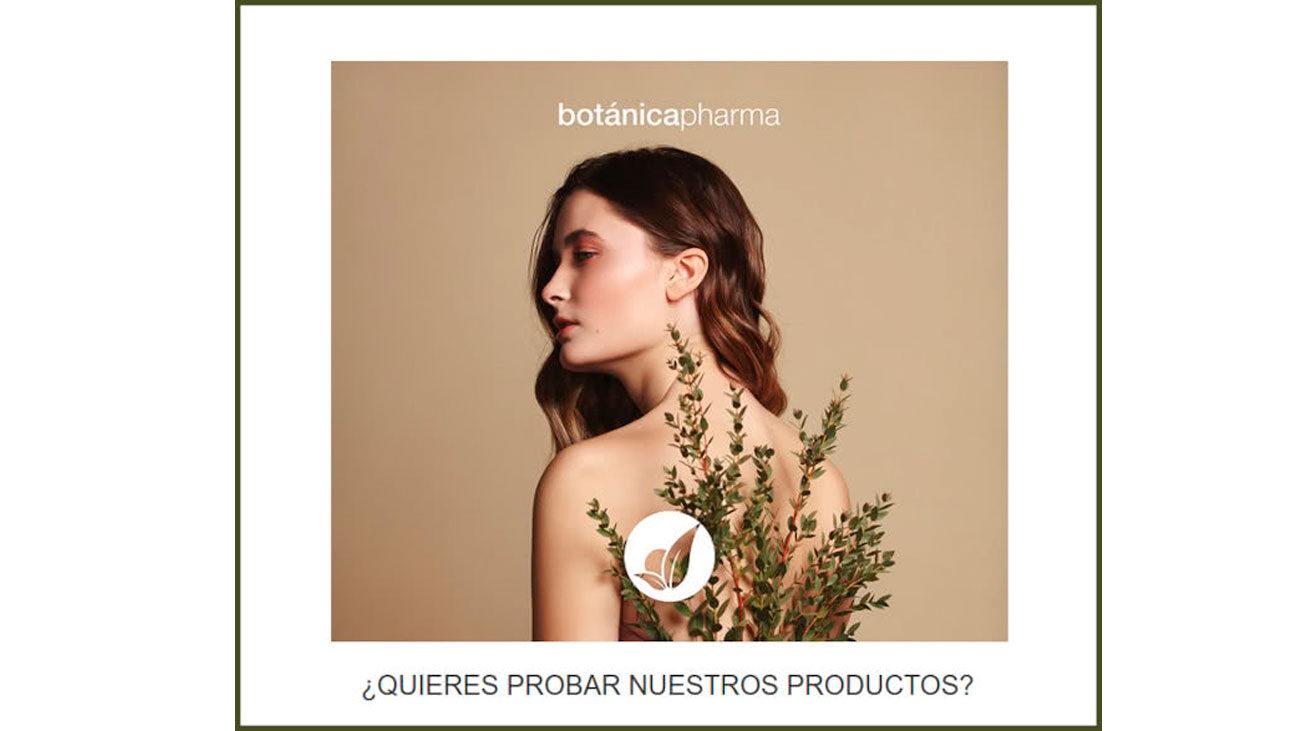 dirección muestras gratis botanica pharma