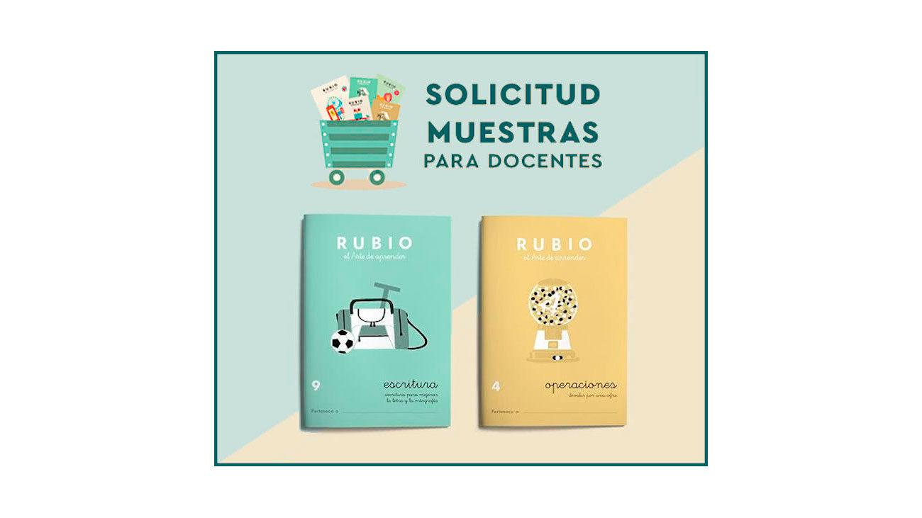 muestras gratis rubia cuadernos