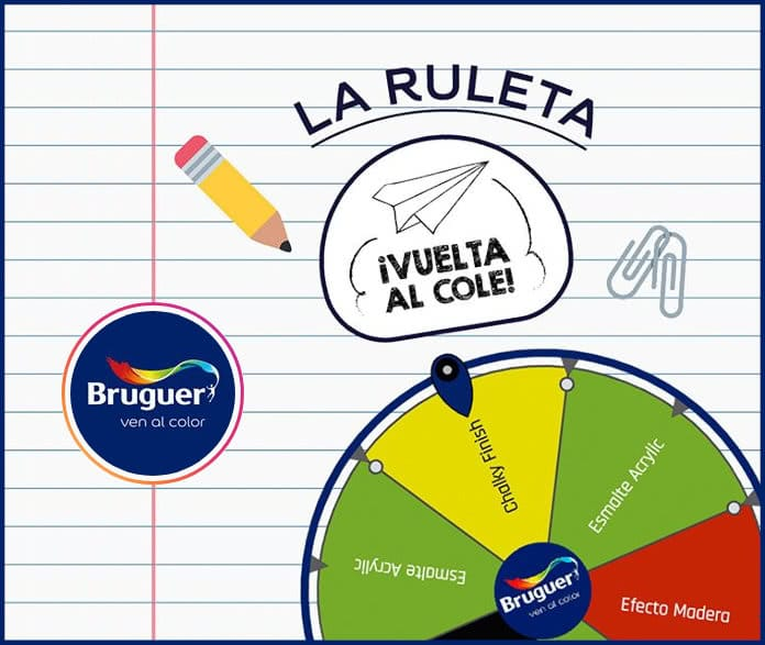 Premios de la ruleta Bruger 60
