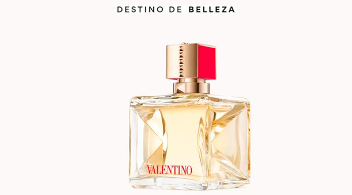 Muestras gratis de perfume Valentino