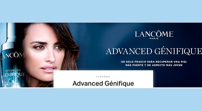 Muestras gratis de Lancôme Advanced Génifique en casa