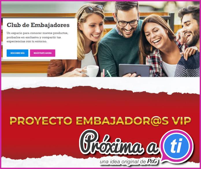 Proxima A Ti Vip Surprise Project