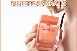 13.000 Muestras Gratis a Domicilio del Perfume Narciso – Regalos y Muestras gratis