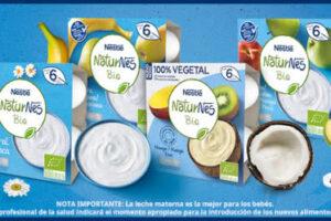 Nestlé busca 600 probadores para Lácteos Naturnes BIO – Regalos y Muestras gratis