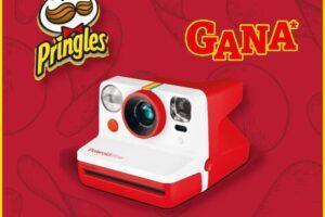 Pringles regala 256 cámaras Polaroid Now – Regalos y Muestras gratis