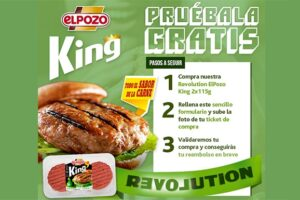 Prueba gratis Revolution ElPozo King