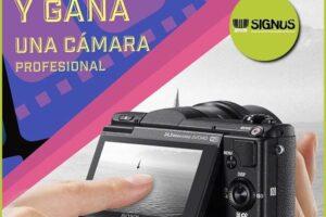 Signus Sortea una cámara Sony 5100L y suscripciones anuales a Filmin – Regalos y Muestras gratis