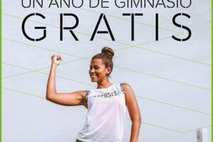Dreamfit sortea 1 año de gimnasio gratis – Regalos y Muestras gratis