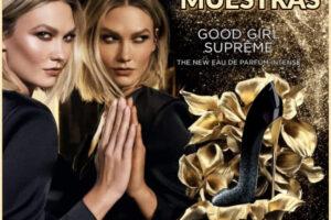 Muestras Gratis del Perfume de Carolina Herrera Good Girl – Regalos y Muestras gratis