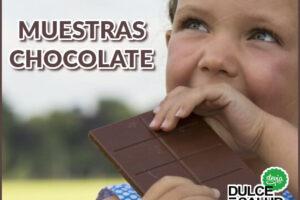 Muestras Gratis de Chocolate negro sin azucar – Regalos y Muestras gratis