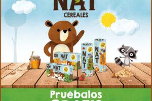 4.000 reembolsos para Nat Cereales y Nat Ositos – Regalos y Muestras gratis