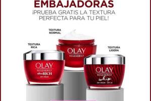 Próxima a ti regala 150 Cremas Olay – Regalos y Muestras gratis