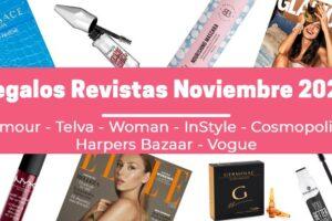 Regalos Revistas Noviembre 2020 – Muestras Gratis Y Chollos