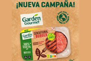 Muestras gratis de Burger de Garden Gourmet