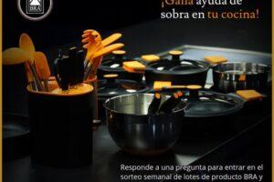 BRA sortea lotes de productos y cheques regalo de 500€ en El Corte Inglés – Regalos y Muestras gratis