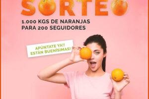 Corporis Sanum y Fruta Mare sortean 1.000 kgs de naranjas – Regalos y Muestras gratis
