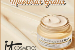 Muestra Gratis Confidence in a Cream de it Cosmetics – Regalos y Muestras gratis