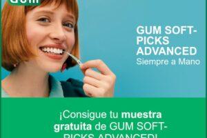 Muestras Gratis de Palillos interdentales G·U·M – Regalos y Muestras gratis