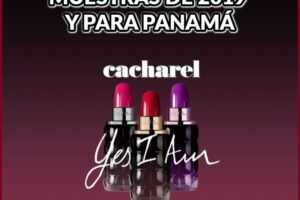 Muestras Gratis Yes I AM de Cacharel – Regalos y Muestras gratis