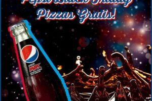Pizza y Bebidas gratis con Pepsi y Pizza Hut – Regalos y Muestras gratis
