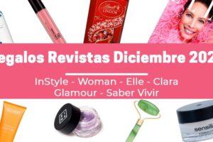 Regalos Revistas Diciembre 2020 – Muestras Gratis Y Chollos
