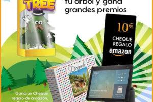 """Sigaus sortea 100 """"tarjetas Amazon"""" de 10 € y una Smartbox – Regalos y Muestras gratis"""