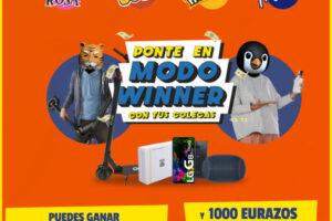 Bimbo sortea premios diarios y 1000€ al final – Regalos y Muestras gratis