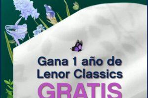 Sorteo de 1 año gratis de Lenor UNstoppables Classic – Regalos y Muestras gratis