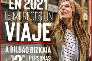Visit Biscay sortea un viaje a Bilbao para dos personas – Regalos y Muestras gratis
