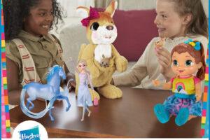 TRND busca probadores de juguetes Hasbro – Regalos y Muestras gratis