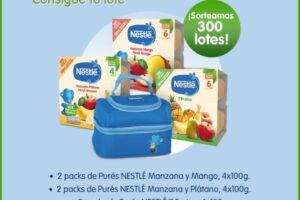 300 probadores para Purés Nestlé (último día) – Regalos y Muestras gratis