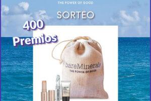 """Primor sortea 400 """"kits descubrimiento"""" bareMinerals – Regalos y Muestras gratis"""