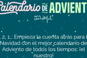 Calendario de adviento de Mr. Wonderful 2020