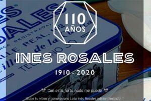 Gana una Lata Inés Rosales edicion limitada